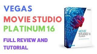 VEGAS Movie Studio Platinum 16: Full Review and Tutorial