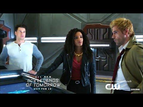 "DC's Legends of Tomorrow 3x10 Promo ""Daddy Darhkest"" Season 3 Episode 10"