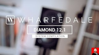 HI-FI SYSTEM BUILDING with the £249 Wharfedale DIAMOND 12.1