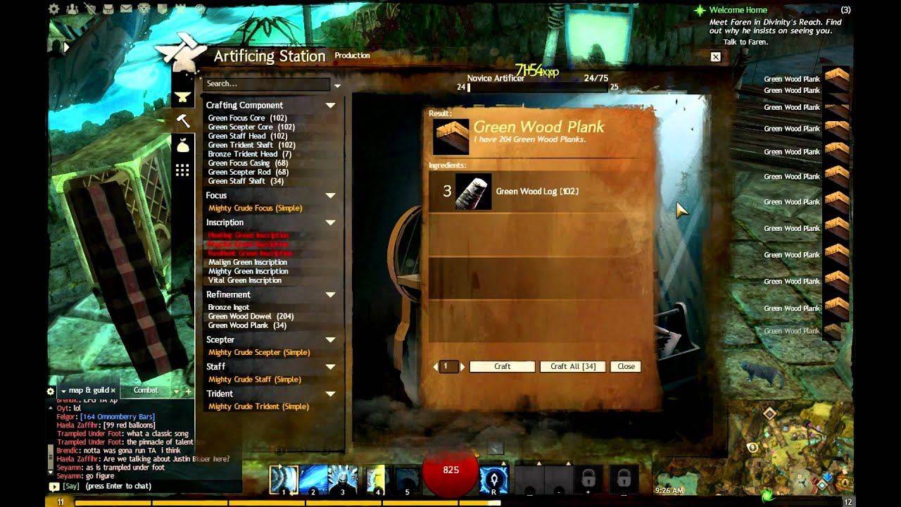 Guild Wars  How To Make Money Crafting