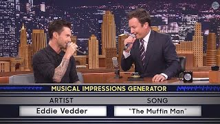 ADAM LEVINE's Amazing MICHAEL JACKSON Impression! | What's Trending Now!