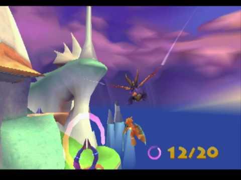 Spyro Ripto's Rage - Ocean Speedway