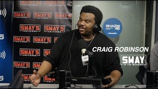 Craig Robinson Interview featuring Adult Film Star Mary Jean on Sway in the Morning