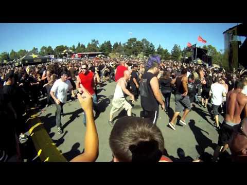 Suicide Silence (Live)-Rockstar Mayhem Festival 2011-Shoreline