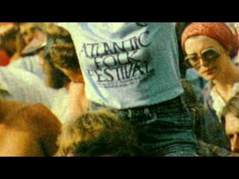 LP - The Atlantic Folk Festival at Moxam Farm , Hardwoodlands County, NS.