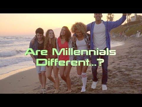 Are Millennials Different?
