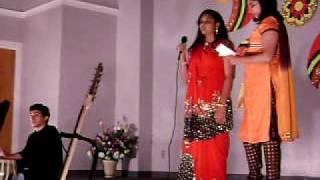 Shalini song: india nite 2009