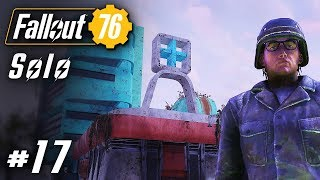 Fallout 76 Deutsch PC Solo Medical Center Fallout Gameplay German #17