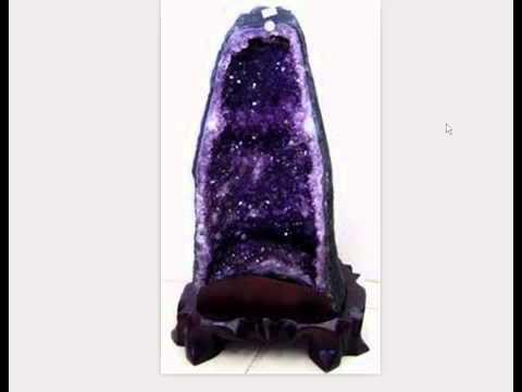 如何保養紫水晶洞