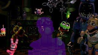 Kim jest protagonista Ultimate Custom Night? - Teoria Five Nights at Freddy's [PL/ENG]
