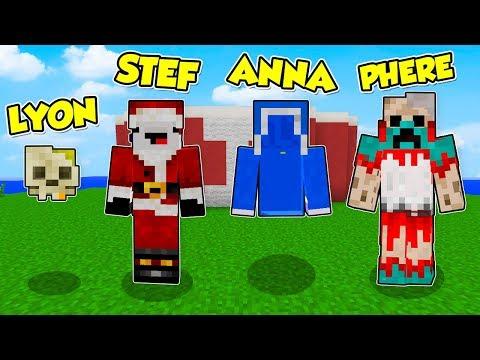 PROVA A NON RIDERE su Minecraft - W/Lyon e Anna - #5