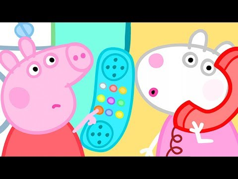 Peppa Pig Official Channel | Whistling Competition Between Peppa Pig And Suzy Sheep
