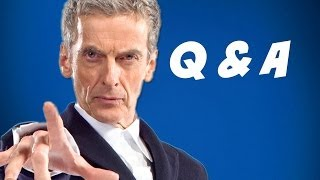 Doctor Who Series 8 Q&A - The Master Edition