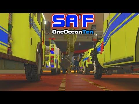 SA'F #88 - Assault At The Firehouse! | GTA V RP