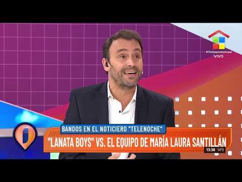 Lanata vs. Santillán: ¿Estalló la interna en Clarín?