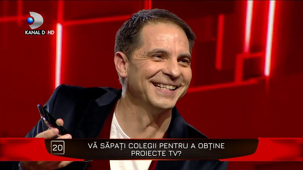 40 de intrebari cu Denise Rifai(12.01.2021)-Isi sapa Dan Negru colegii pentru a obtine proiecte TV?