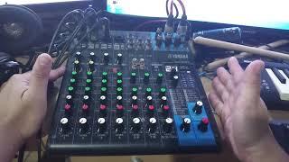 Mixer กับ Mixer interface ต่างกันอย่างไร