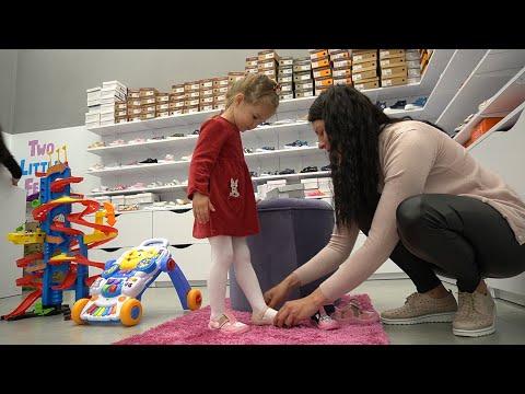 На що звертати увагу при виборі дитячого взуття? Особливість дитячої шкіри. Випуск 4