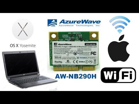 Kext for wifi ar9565 for hackintosh macOS Sierra 10.12 ...