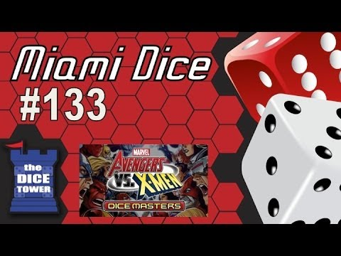 Miami Dice, Episode 133 - Marvel: Dice Masters