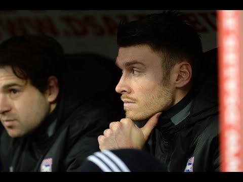 Ipswich Town striker