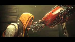 Deus Ex Mankind Divided All Trailer 2016