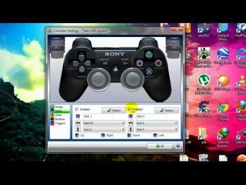 طريقة تشغيل او اعداد اي يد على اي لعبة على الكمبيوتر