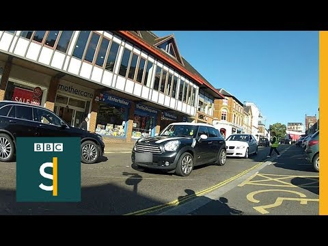 Do people know how dangerous using a phone while driving is? BBC Stories