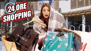 24 ORE SHOPPING CHALLENGE !!!