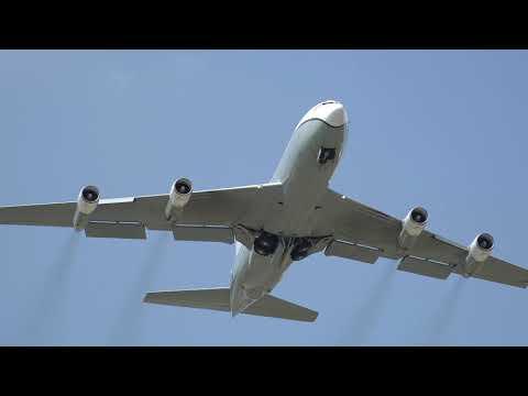 Old Loud OC-135B Open Skies