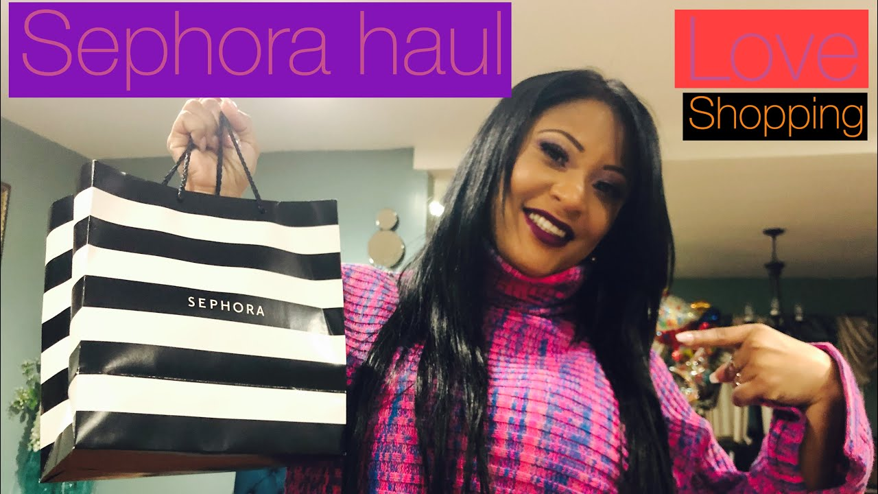 Download Sephora haul fenty beauty skin care and more🤦🏽♀️