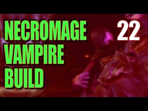 Skyrim Necromage Vampire Build Walkthrough Part 22: Stepping Up The Dagger Game