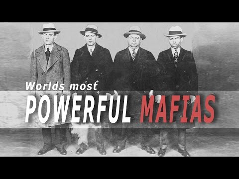 a look at the history of the mafia an organized crime group
