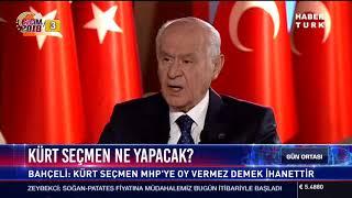 MHP Lideri Bahçeli Gündeme Ilişkin Soruları Yanıtladı