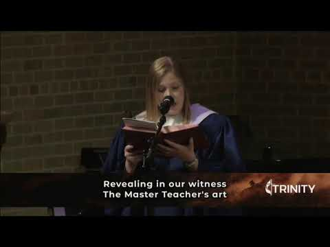 Trinity UMC Traditional Worship   05-17-20