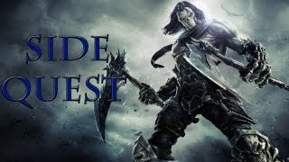Vamos jogar darksiders 2 - DLC Death Rides - retrieve Karn