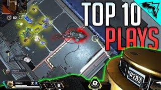 BEST SAVE - Apex Legends Top 10 Plays