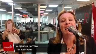 Alejandra Borrero canta Piensa en Mí, de Luz Casal.