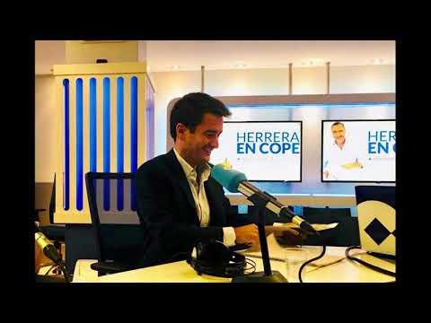 Entrevista de Carlos Herrera en Cope a Pablo Gimeno sobre el MWC