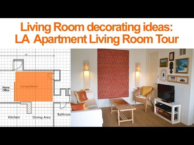 flat living room decor ideas