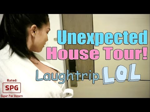 Unexpected House Tour Laughtrip LOL!