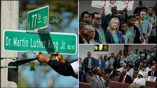 "DUSTY Kansas City ""Blacks"" Vote to Remove Martin Luther King Jr.'s Name From Historic"