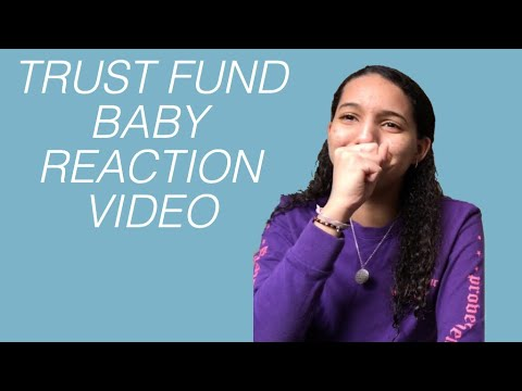 trust fund baby ; why dont we music video (REACTION)