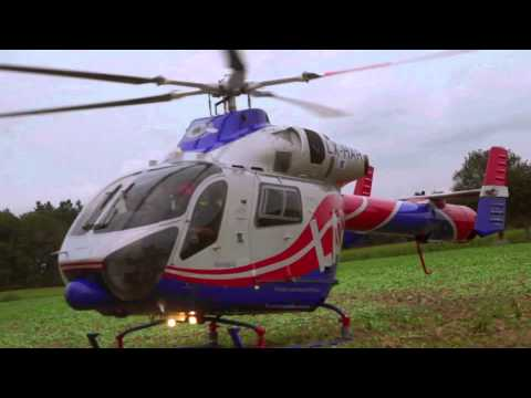 Luxembourg Air Rescue Rotor wing missions