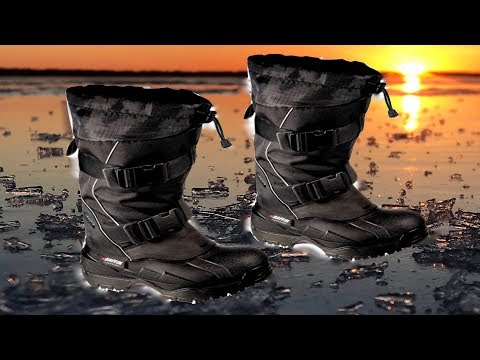 Baffin IMPACT Ice Fishing Boot REVIEW!!!