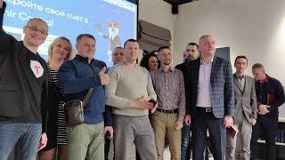 Блокчейн изменит нашу жизнь так же как интернет Только быстрее Евгений Романенко