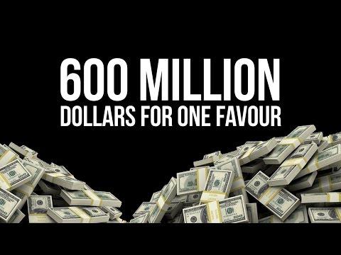 600.000.000 долларов за услугу