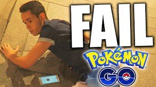 EL MAYOR FAIL de Pokémon GO - TheGrefg