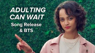 Adulting Can Wait!   Song Release & Bts   Tinder India