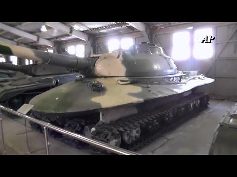 Panzermuseum Kubinka